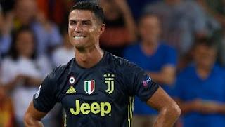 Ronaldo Dikartu Merah, Reuni dengan Manchester United Batal