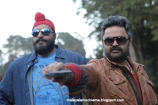 Anoop Menon in the movie Buddy