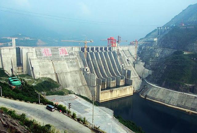 Usina hidrelétrica Longtan - China