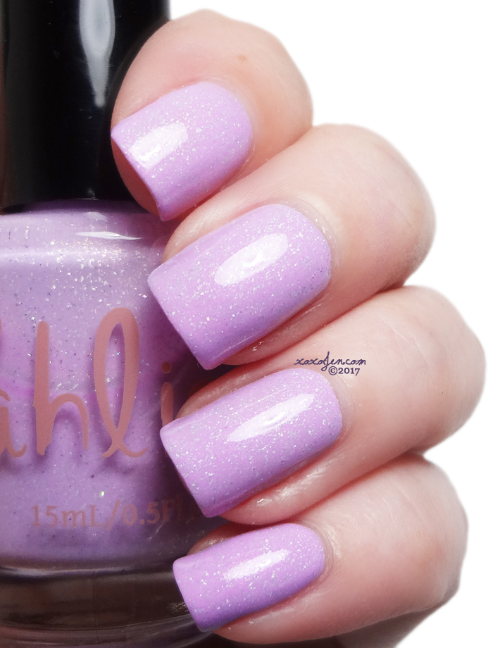 xoxoJen's swatch of Pahlish Sweet Home Chicago