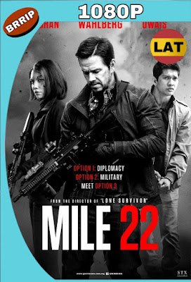 MILLA 22 (2018) BRRIP 1080P LATINO-INGLES MKV