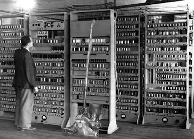Sejarah Komputer Generasi Pertama-Sebatasinfo.com