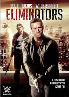 Eliminators [2016] [DVD5] [NTSC/R1]