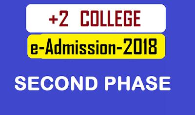 Odisha +2 e-admission 2018