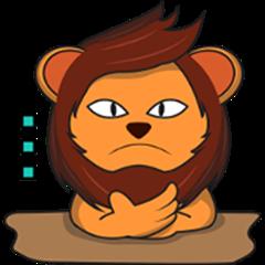 Weird Lion