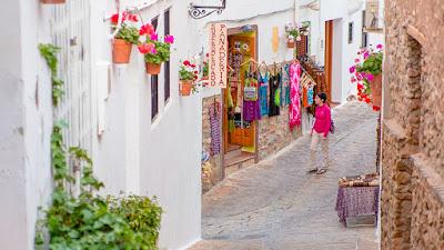 Turismo en Mojácar, Almería, Andalucía