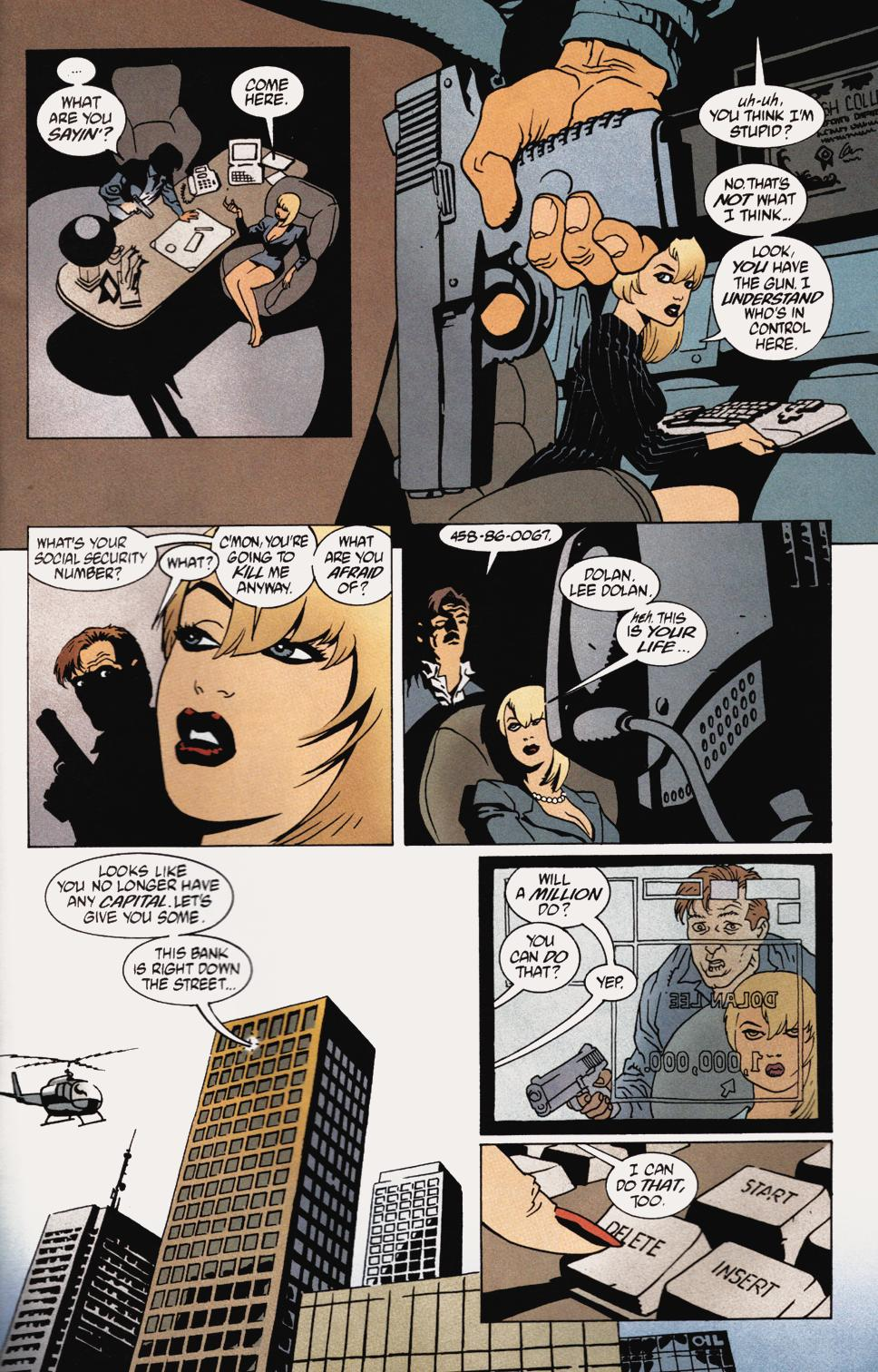 Read online 100 Bullets comic -  Issue #5 - 11