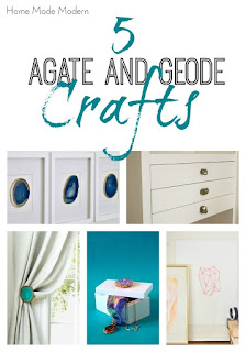 agate home decor