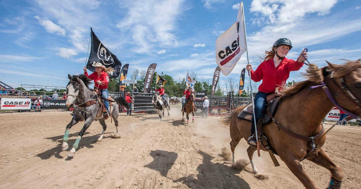 Schedule Ultimate Rodeo Tour Ontario