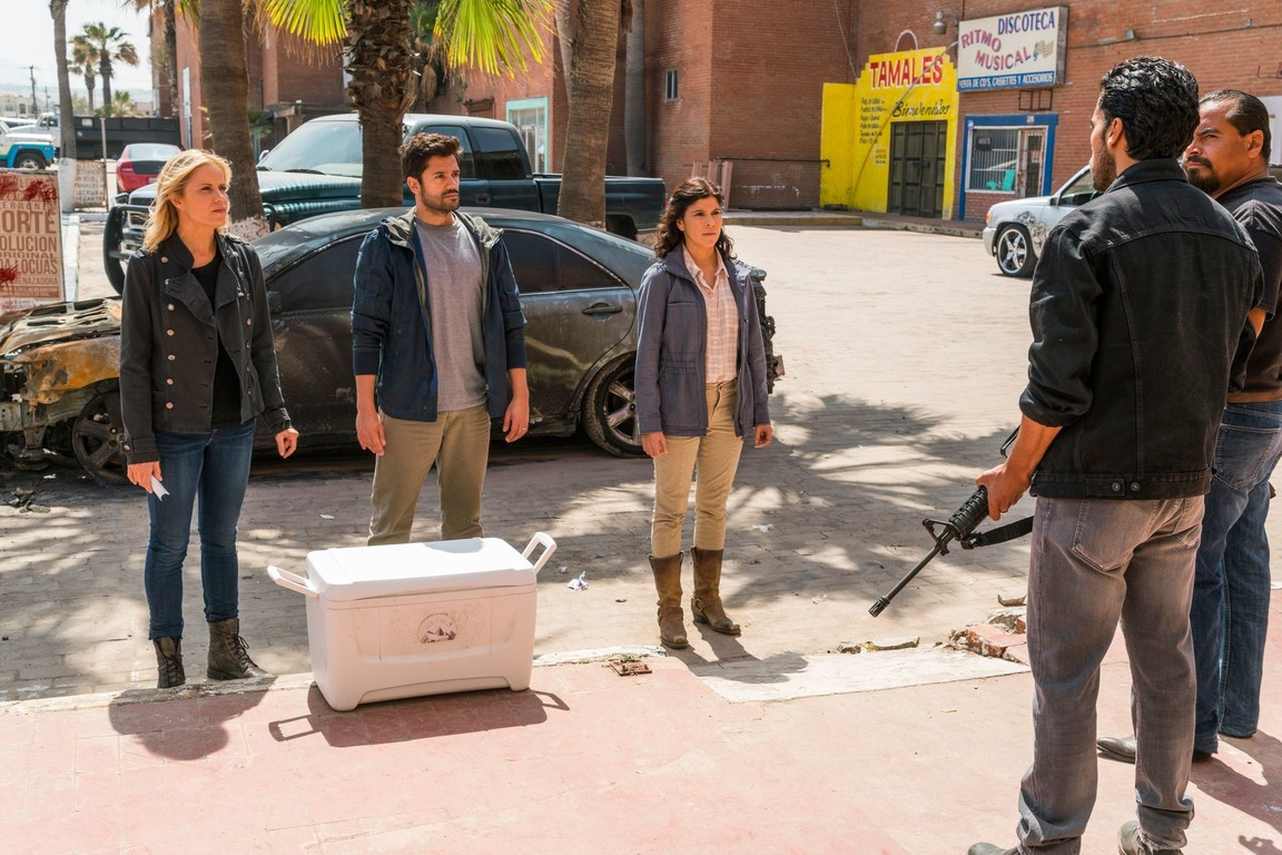 Fear the Walking Dead - Season 2 Episode 12: Pillar of Salt