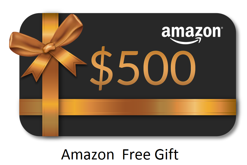 Get Free $1000 Amazon Gift Card - info market