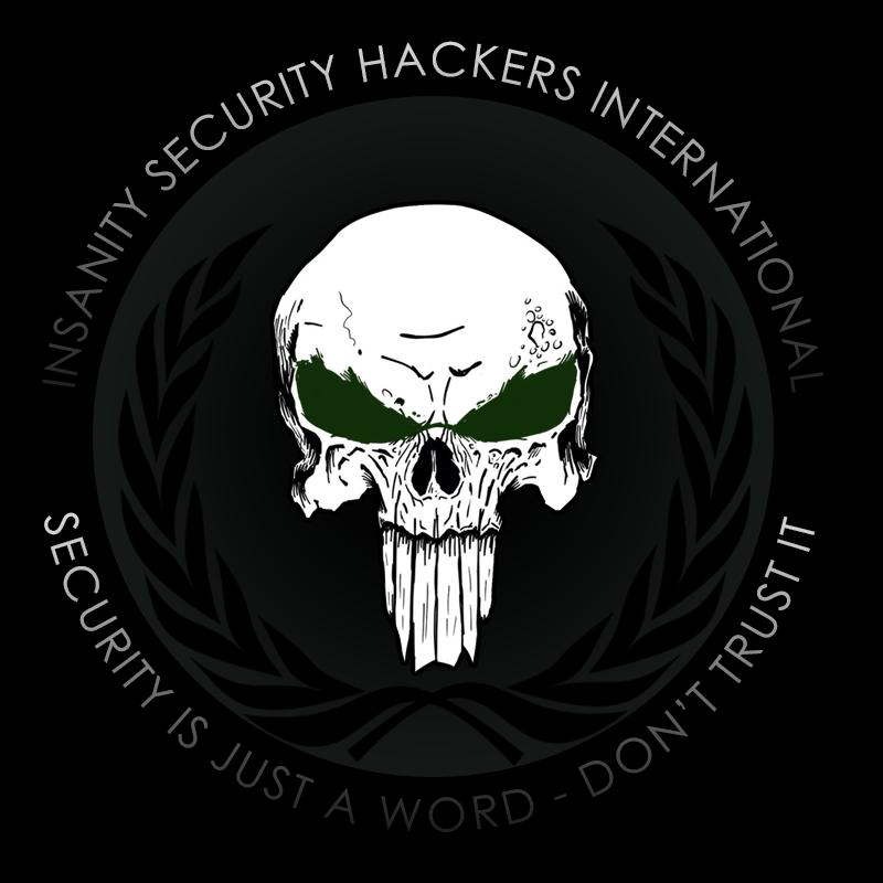 Insanity Security Hackers International - ISHI