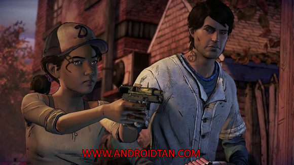 Free Download The Walking Dead Season Three Mod Apk + Data v1.04 (All Episodes Unlocked) Android Terbaru 2017