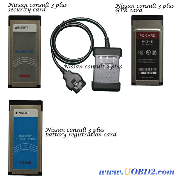 car diagnostic tool: How to use Nissan consult 3 plus to check, make