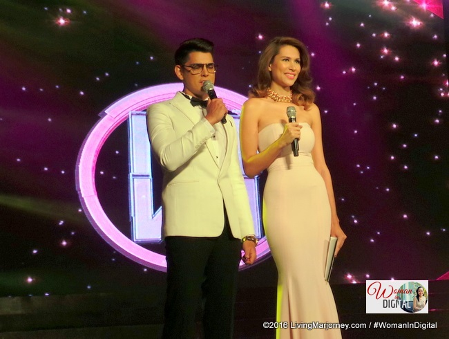 Richard Gutierrez and Gwendoline Ruais