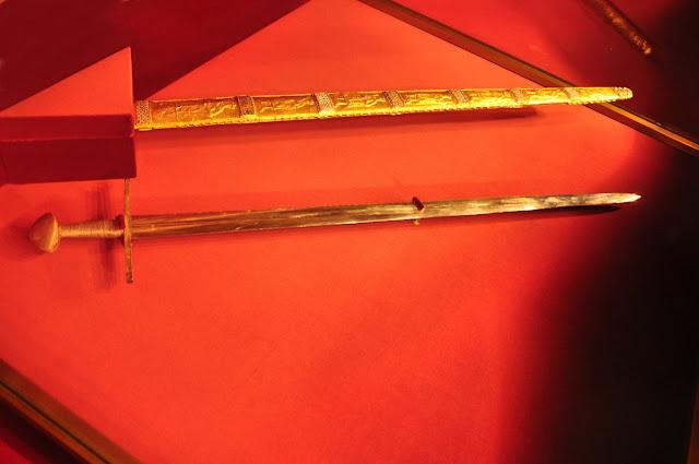 Reichsschwert - miecz koronacyjny cesarstwa niemieckiego