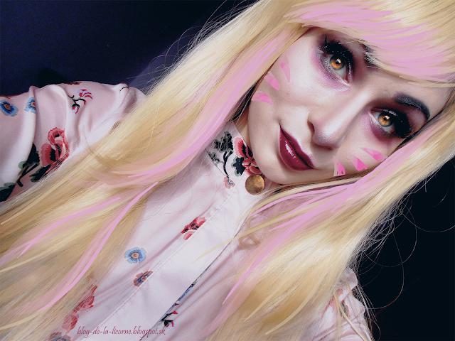K/DA Ahri Valentine´s Day Makeup Inspiration