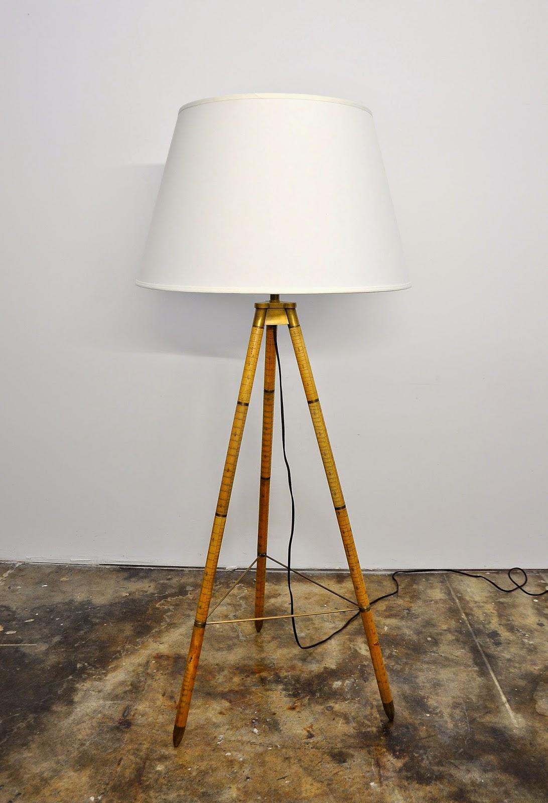 SELECT MODERN: Ralph Lauren Floor Lamp