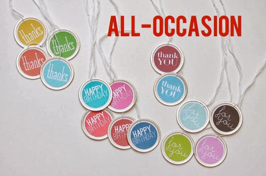 Holiday Gift Tags | iloveitall.etsy.com
