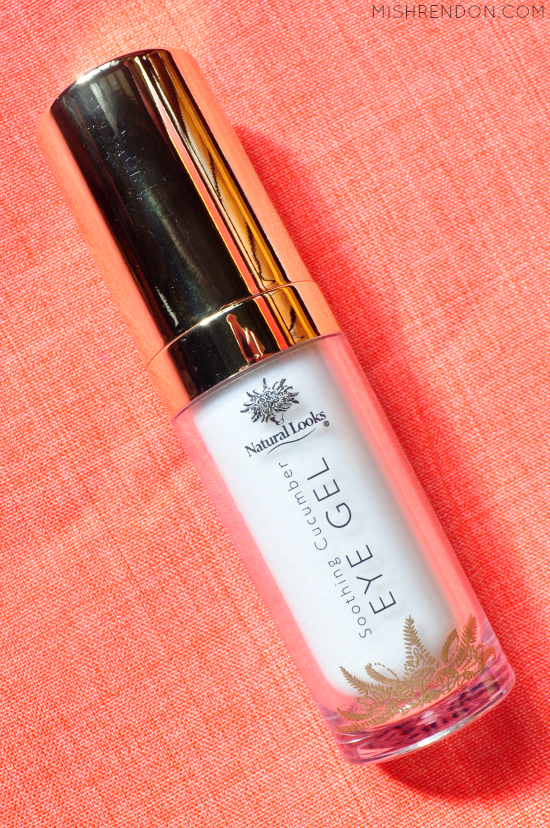 Natural Looks Philippines Soothing Cucumber Eye Gel Review