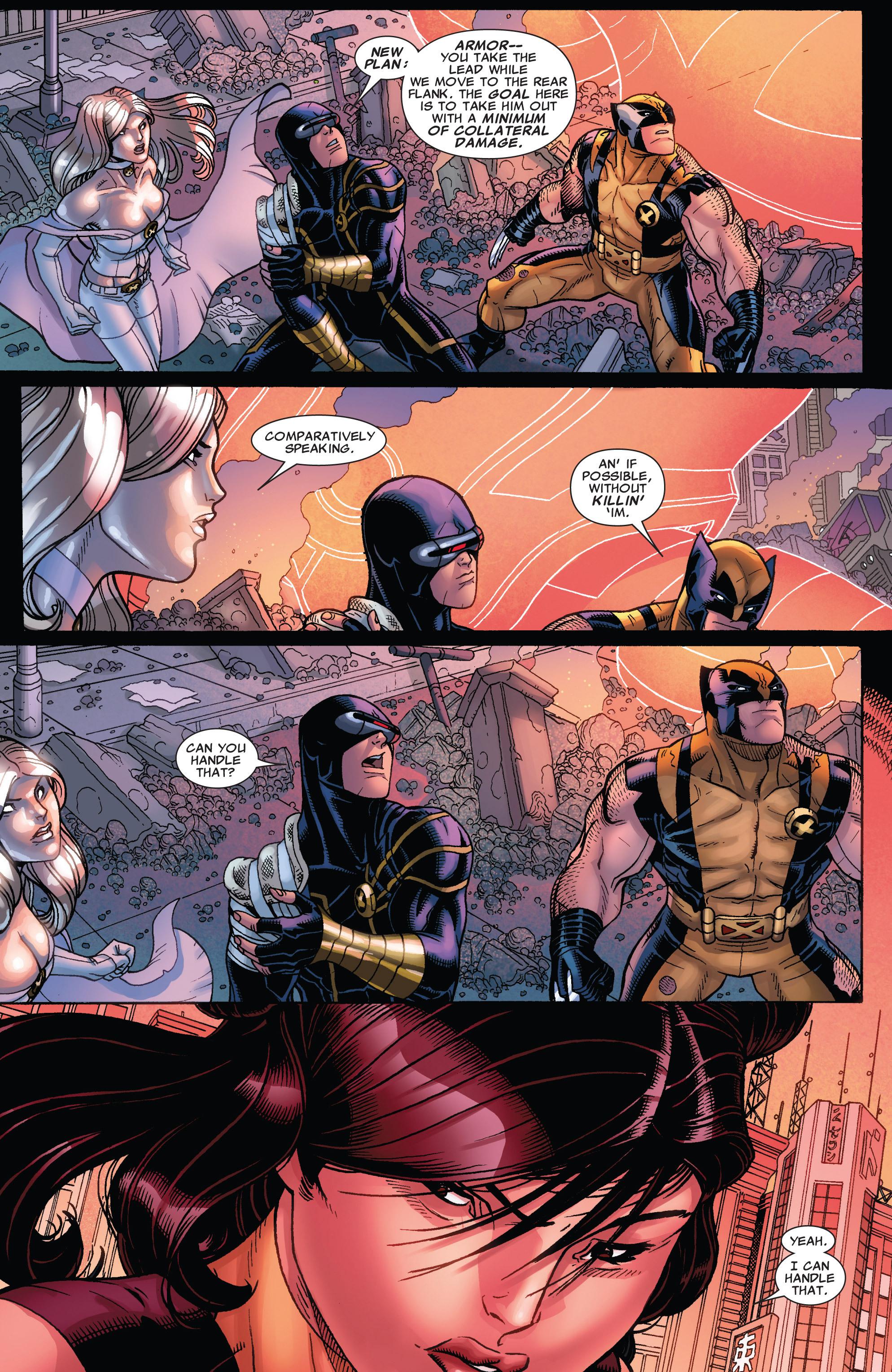 Read online Astonishing X-Men (2004) comic -  Issue #39 - 3