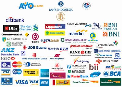 Daftar Kode Bank Seluruh Indonesia Terbaru 2017