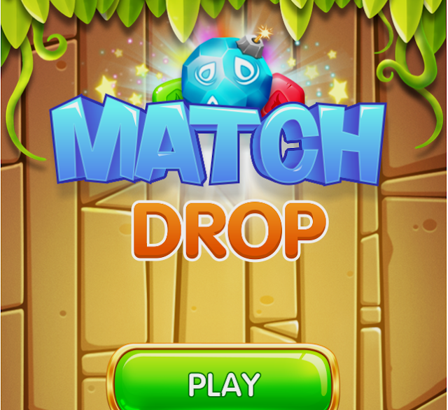 Free Play Match Drop Online game
