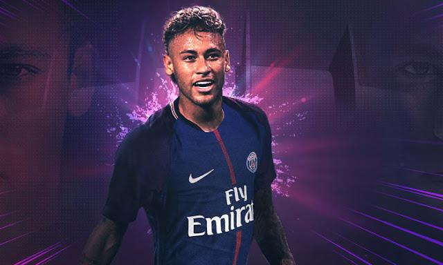 Neymar Resmi Gabung Paris Saint-Germain dengan Kontrak 5 Tahun