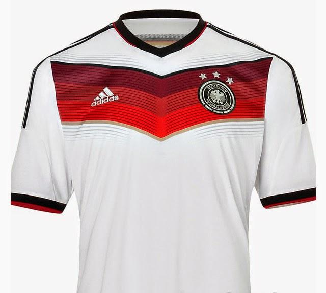 Futebol e Camisas  Camisa Alemanha 2014 24ab647508d0e