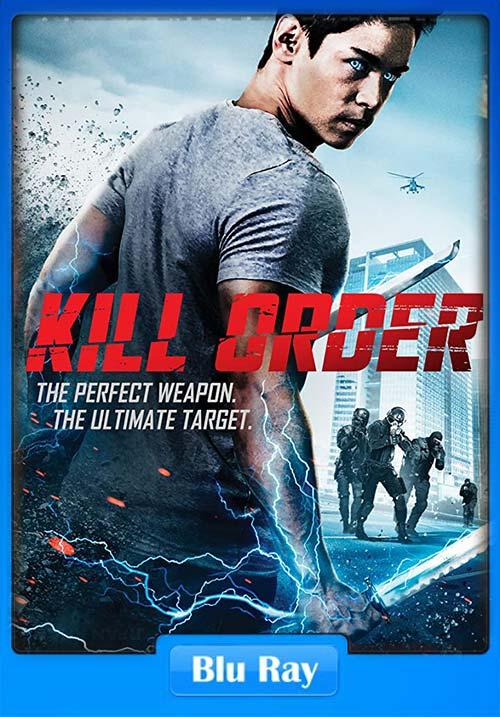Kill Order 2017 720p BluRay x264 | 480p 300MB | 100MB HEVC