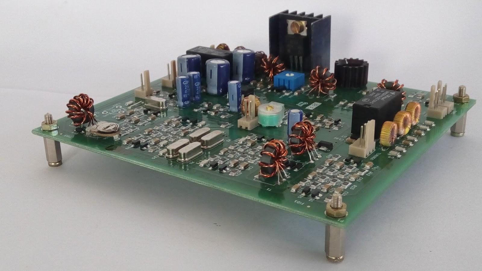 M icr radio and rf electronics smd bitx v