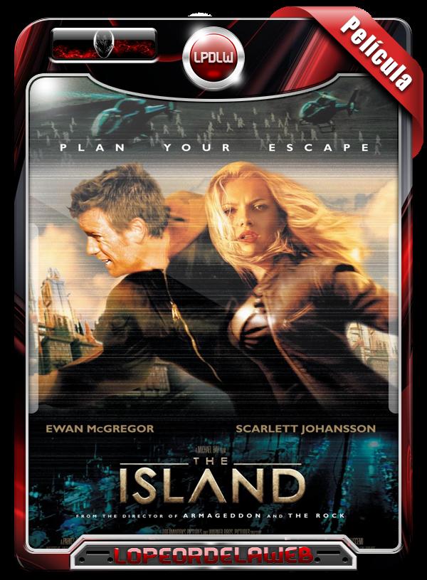 The Island (2005) | La Isla | 720p Dual Mega