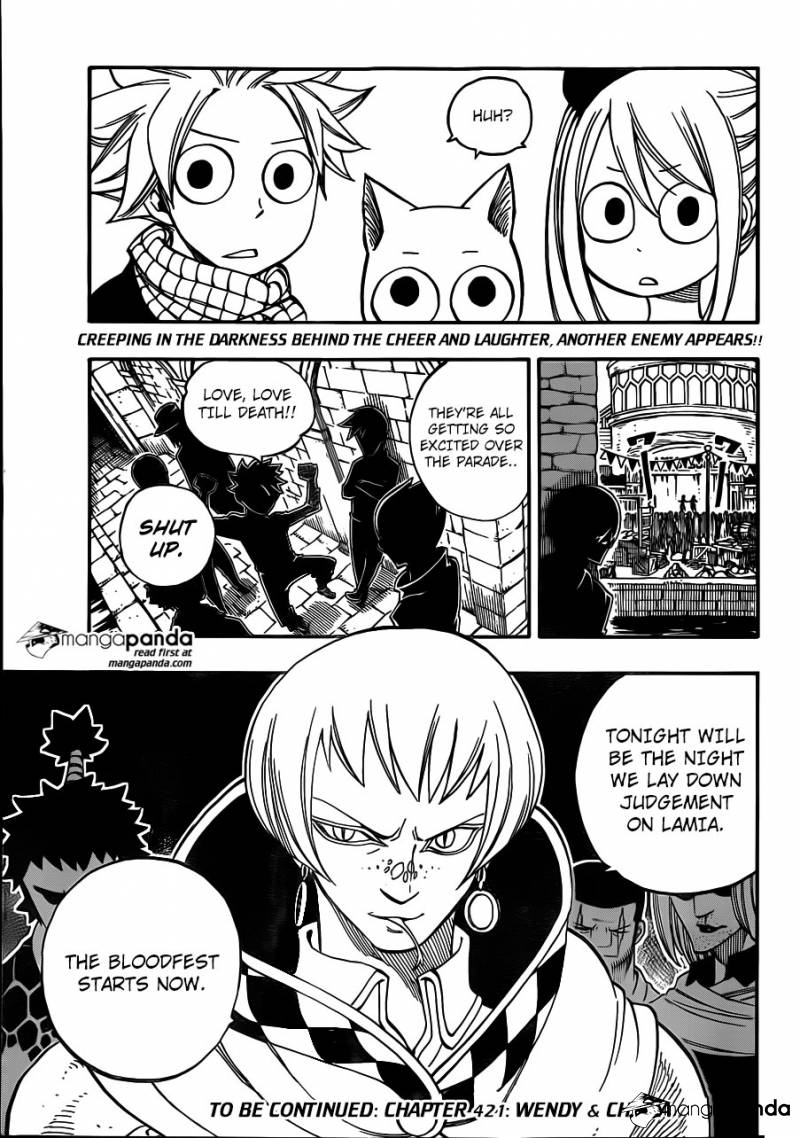 Fairy Tail - Chapter 428