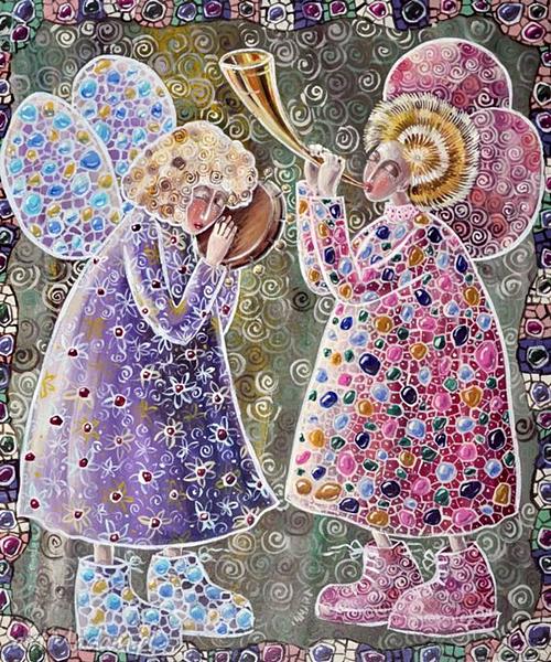 Pittura e scultura - Pagina 4 Marina%2BCzajkowska%2B14