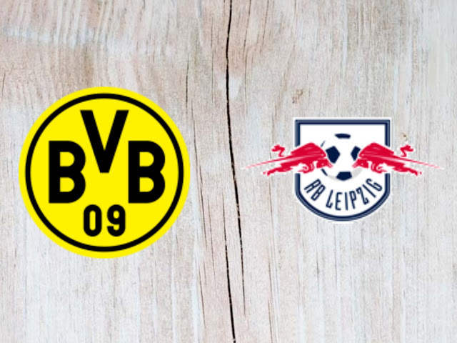 Borussia Dortmund vs RB Leipzig Full Match & Highlights - 26 August 2018
