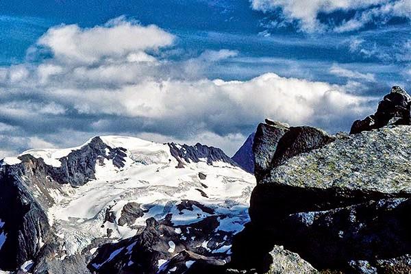 Glacier National Park: Illecillewaet Glacier