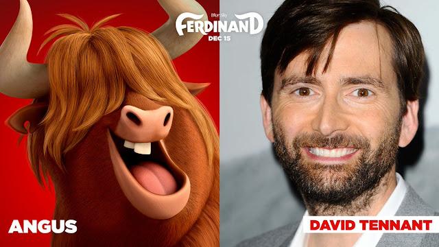David Tennant - Ferdinand