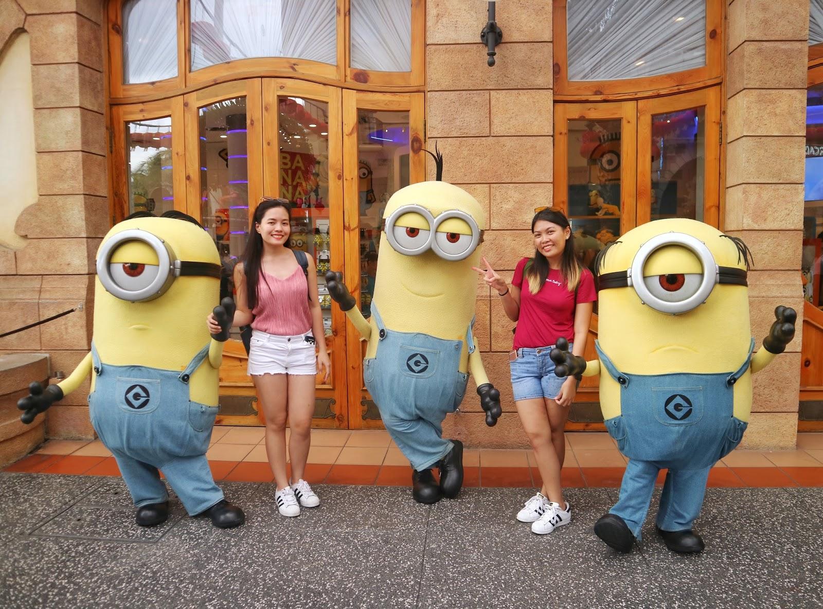 Minions - Universal Studios Singapore