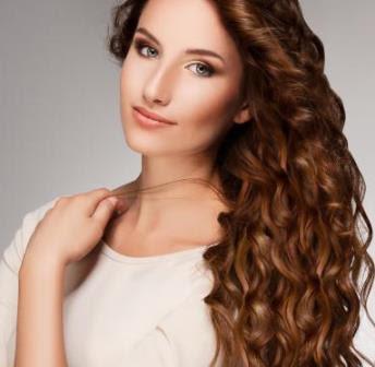 Rambut Keriting Panjang