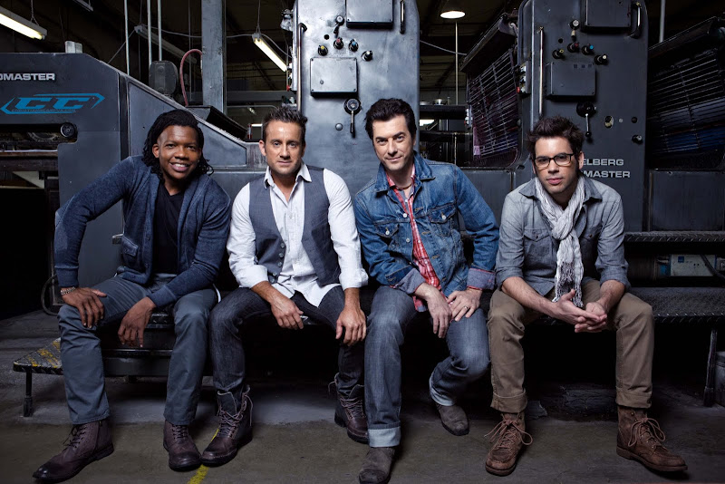 Newsboys - God's Not Dead 2011 band members first worship album by newsboys