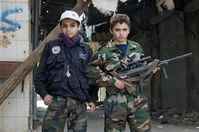 Άγνωστες αλήθειες για τη δράση των τζιχαντιστών στη Συρία (Α΄ Μέρος)