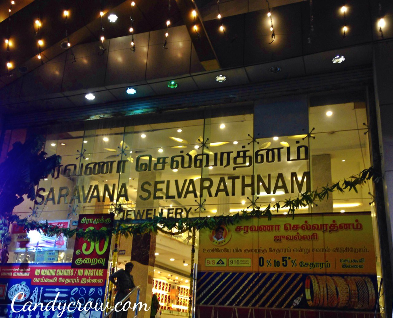 Top 4 Jewellery Shops In Chennai, best place to buy gold in chennai