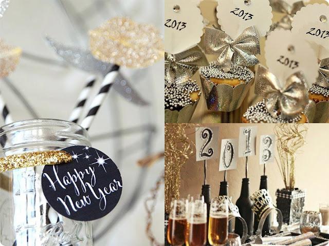 decoração de ano novo, decor ano novo, decor diy ano novo