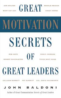 Great Motivation Secrets of Great Leaders : John Baldoni Download Free Self-help Book
