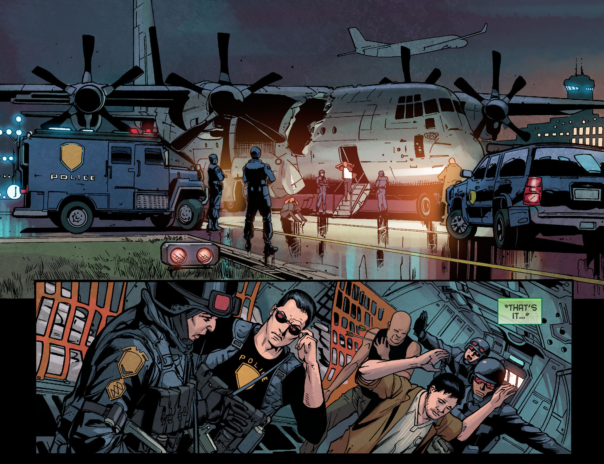Read online Arrow: Season 2.5 [I] comic -  Issue #2 - 11