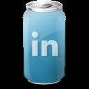 sosial media bentuk botol