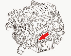 Engine Serial Number Location: Toyota Engine Serial Number