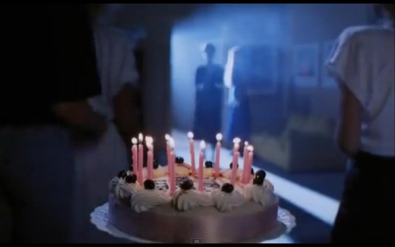 dripping cake sally