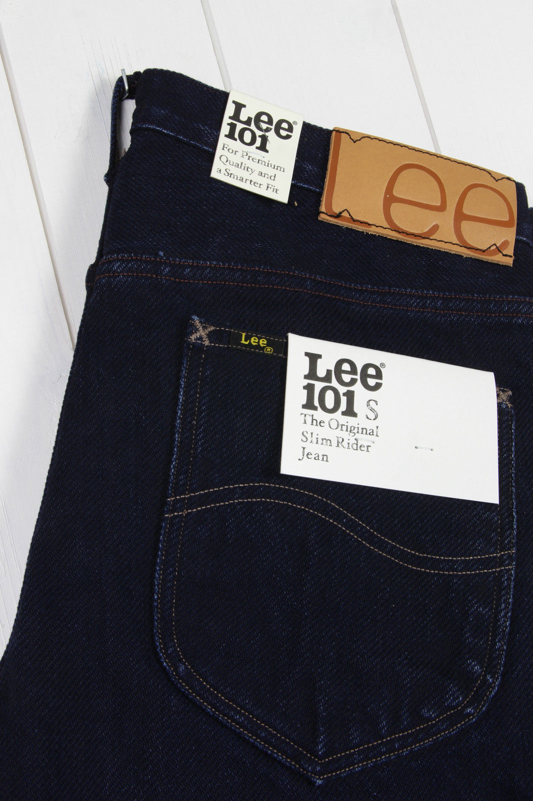 bb6c872e Gergasi bundle: LEE 101S HEAVY DENIM 16OZ JEANS SELVAGE RAW TAPERED ...