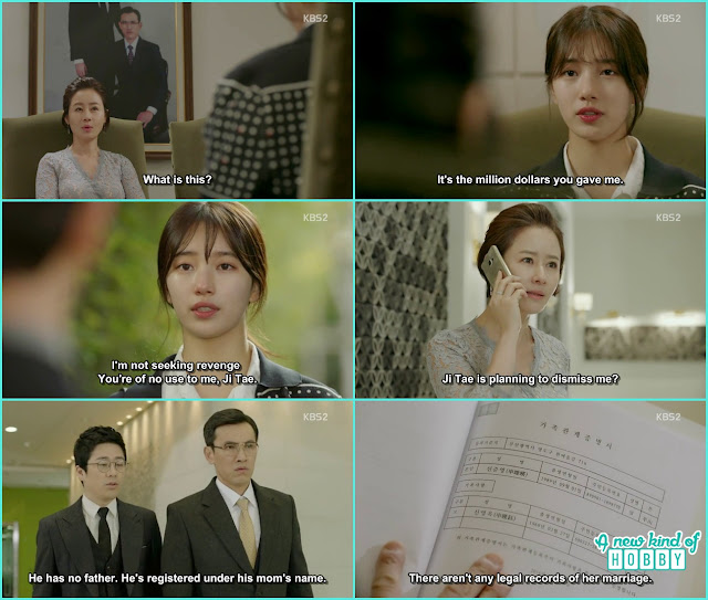 prosecutor choi infront of Jon Young house - Uncontrollably Fond - Episode 15 Review